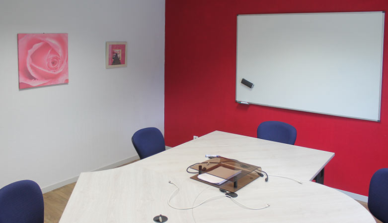 Salle pour formation Management, Ressources Humaines, RH