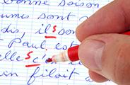Formation les écrits : orthographe et grammaire